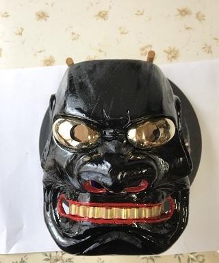 黒面 (2)