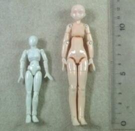 武装神姫素体モデル (3)