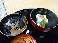 a6 煮物椀 花筏