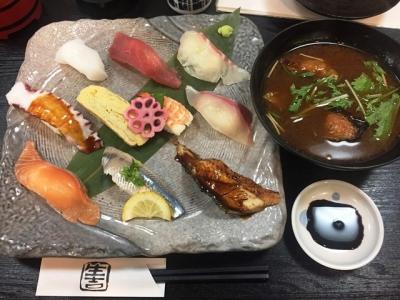 170906生吉寿司サービス10貫セット780円