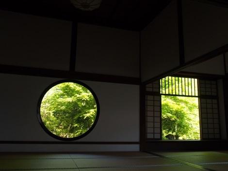 迷いの窓と悟りの窓