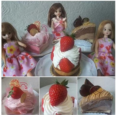 平成30年4月7日ケーキ