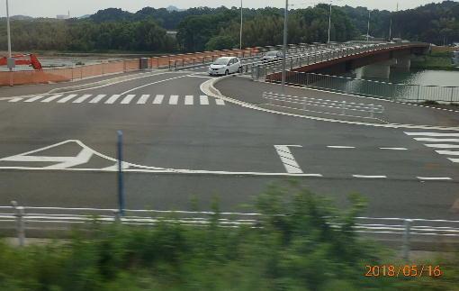 10土師川の新橋