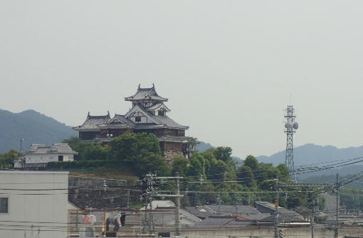 11福知山城と事務所