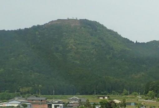 8黒井城跡