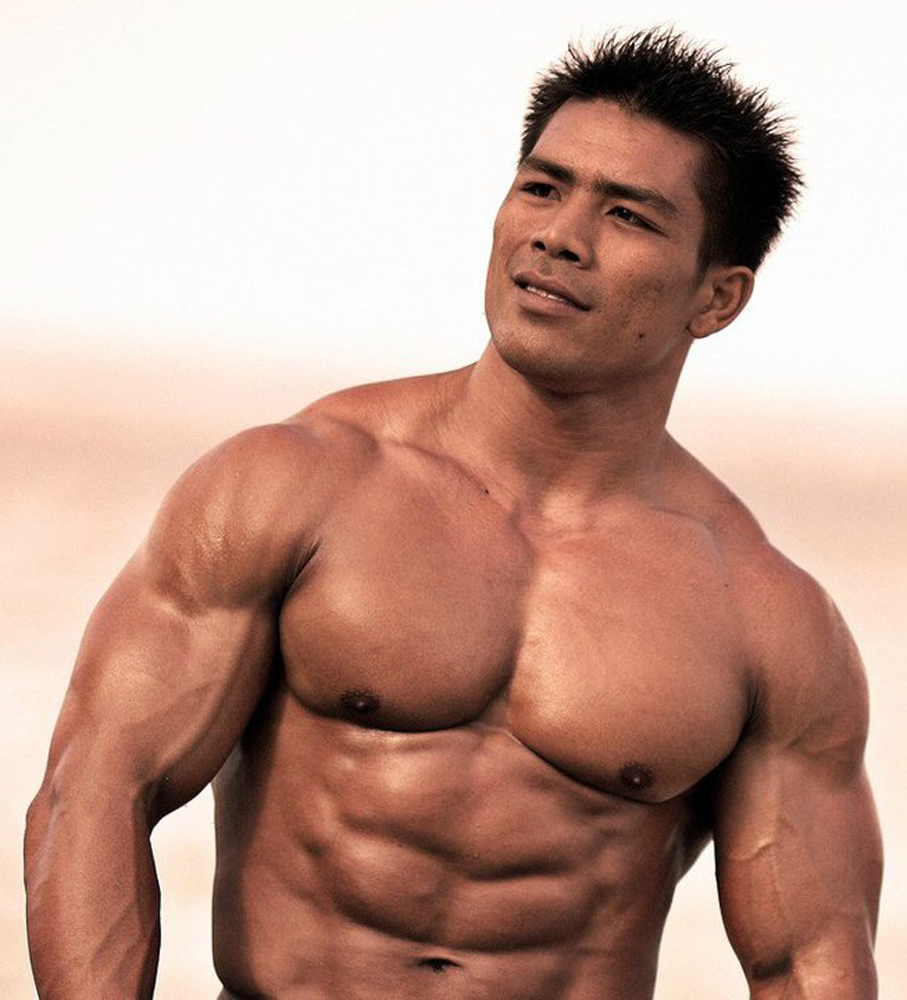 Picture 2 - Ketut Arnawa -hot Asian men body building fitness sexy muscle