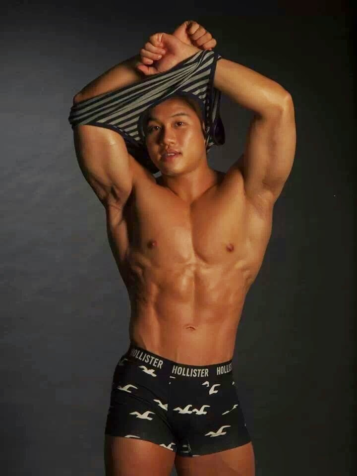Unknown Asian Muscle 3