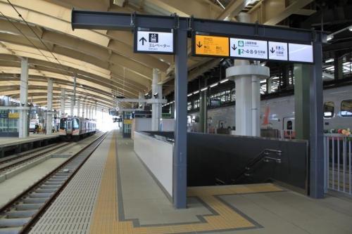 新☆新潟駅④ - コピー