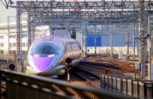 エヴァ新幹線その①