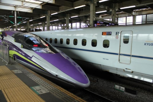 エヴァ新幹線その⑱