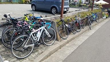 自転車駐輪