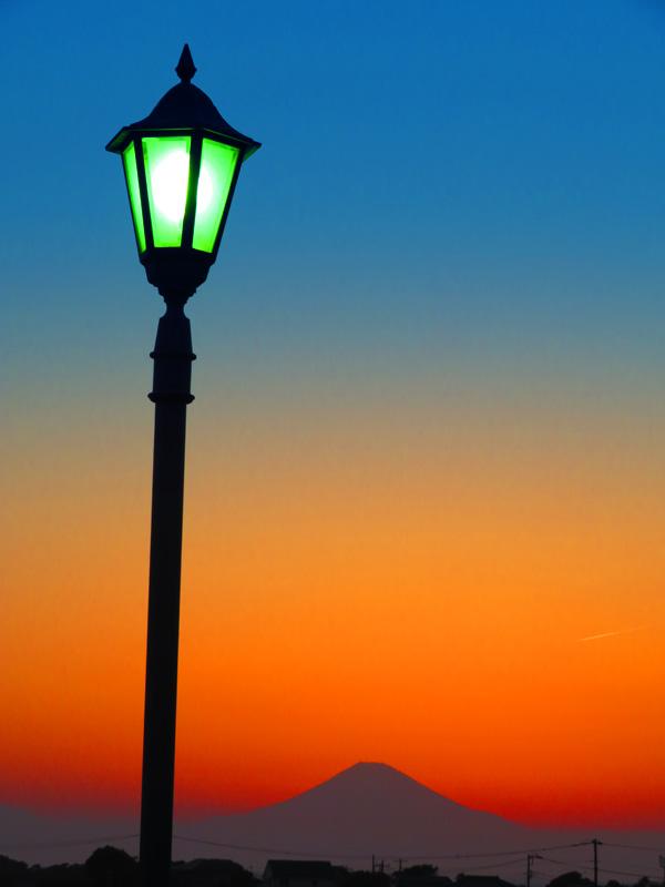 180421,ソレイユの丘の観覧車 夕景6