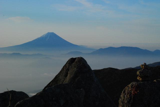 鳳凰三山_稜線
