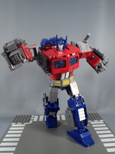 Transformers Generations Power of the Primes Leader Evolution Optimus Prime (50)