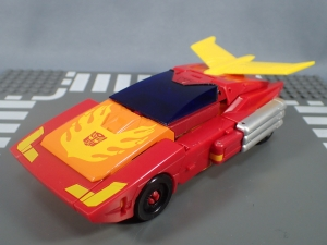 Transformers Generations Power of the Primes Leader Evolution Rodimus Prime Autobot Hot Rod (4)