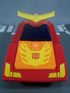 Transformers Generations Power of the Primes Leader Evolution Rodimus Prime Autobot Hot Rod (7)