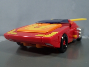 Transformers Generations Power of the Primes Leader Evolution Rodimus Prime Autobot Hot Rod (8)