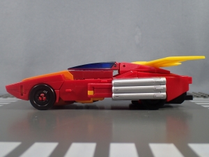 Transformers Generations Power of the Primes Leader Evolution Rodimus Prime Autobot Hot Rod (6)