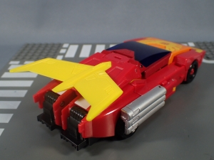 Transformers Generations Power of the Primes Leader Evolution Rodimus Prime Autobot Hot Rod (5)