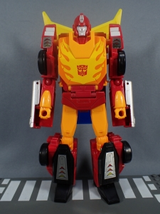 Transformers Generations Power of the Primes Leader Evolution Rodimus Prime Autobot Hot Rod (10)