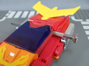 Transformers Generations Power of the Primes Leader Evolution Rodimus Prime Autobot Hot Rod (9)