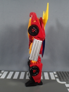 Transformers Generations Power of the Primes Leader Evolution Rodimus Prime Autobot Hot Rod (12)