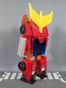 Transformers Generations Power of the Primes Leader Evolution Rodimus Prime Autobot Hot Rod (11)
