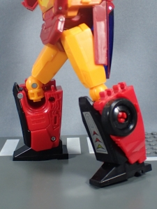 Transformers Generations Power of the Primes Leader Evolution Rodimus Prime Autobot Hot Rod (16)