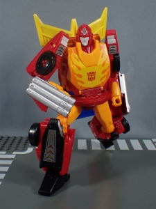 Transformers Generations Power of the Primes Leader Evolution Rodimus Prime Autobot Hot Rod (20)