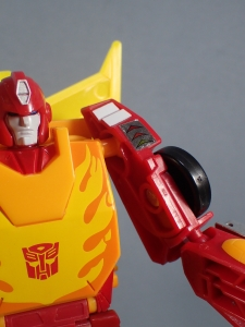 Transformers Generations Power of the Primes Leader Evolution Rodimus Prime Autobot Hot Rod (15)