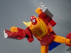Transformers Generations Power of the Primes Leader Evolution Rodimus Prime Autobot Hot Rod (23)
