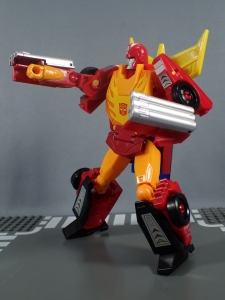 Transformers Generations Power of the Primes Leader Evolution Rodimus Prime Autobot Hot Rod (25)