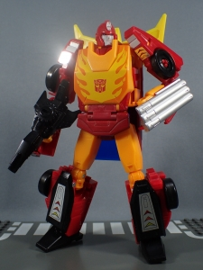 Transformers Generations Power of the Primes Leader Evolution Rodimus Prime Autobot Hot Rod (26)