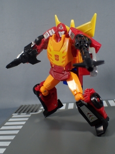 Transformers Generations Power of the Primes Leader Evolution Rodimus Prime Autobot Hot Rod (29)