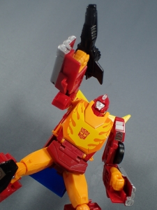Transformers Generations Power of the Primes Leader Evolution Rodimus Prime Autobot Hot Rod (28)