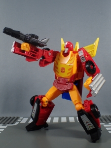 Transformers Generations Power of the Primes Leader Evolution Rodimus Prime Autobot Hot Rod (27)