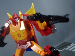Transformers Generations Power of the Primes Leader Evolution Rodimus Prime Autobot Hot Rod (30)