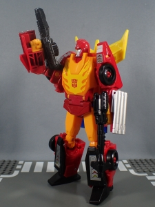 Transformers Generations Power of the Primes Leader Evolution Rodimus Prime Autobot Hot Rod (31)