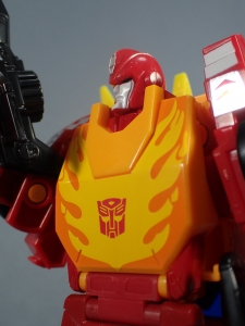 Transformers Generations Power of the Primes Leader Evolution Rodimus Prime Autobot Hot Rod (32)