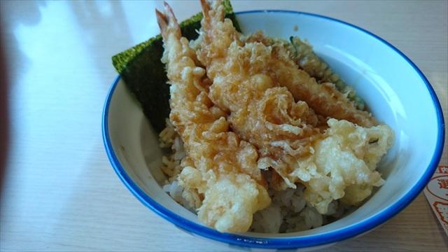 エビイカ丼
