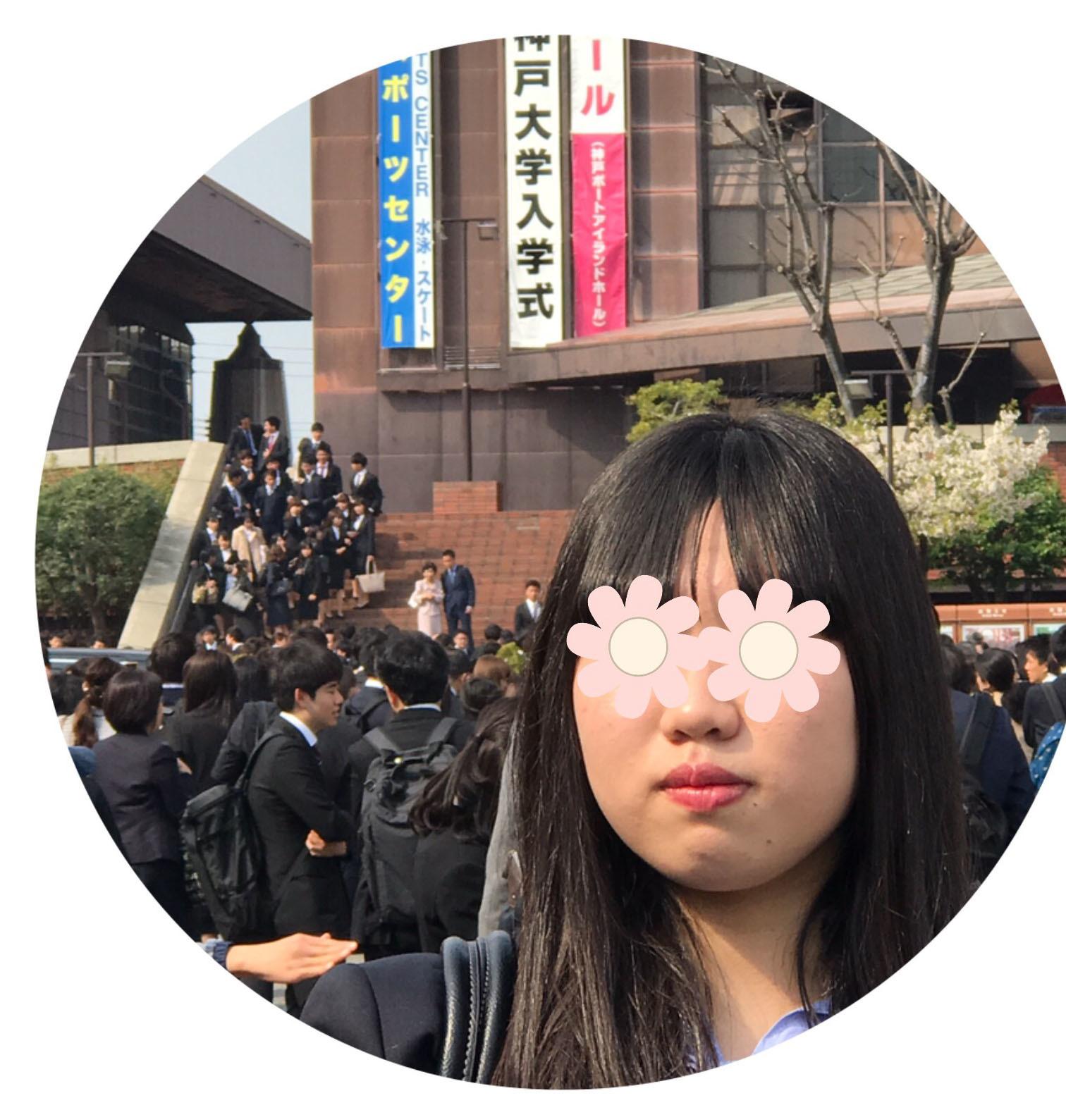 ひなっち入学式