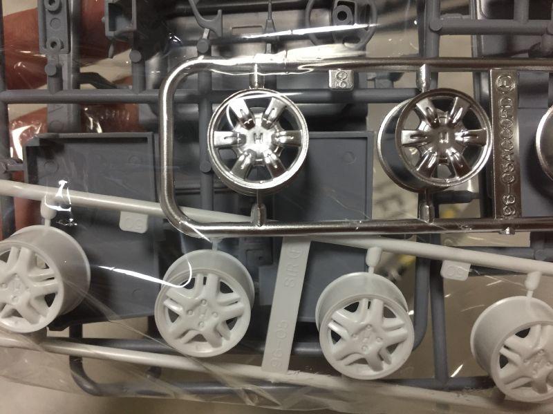 アオシマ アコードワゴン モデルカー