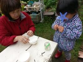 庭遊び3 5・8