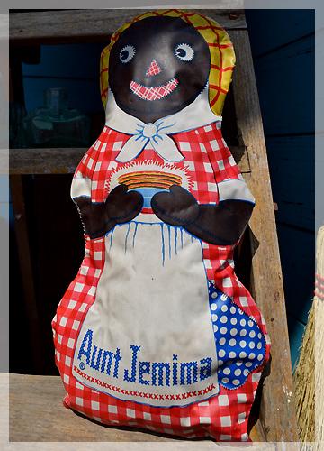Aunt Jemima family