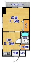 ヴェルドール兵庫Ⅱ 302