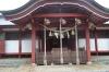 薦神社拝殿
