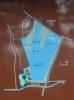 三角池案内図