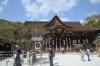 北野天満宮拝殿