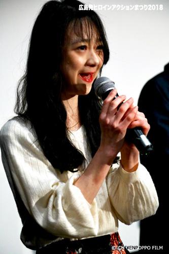 広島発ヒロインアクションまつり2018_14 アイドルスナイパー舞台挨拶