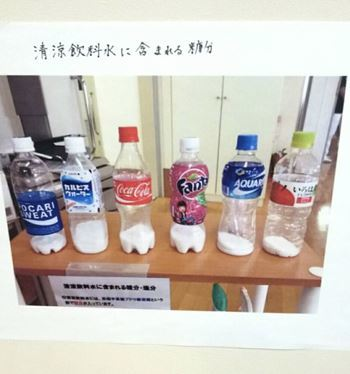 清涼飲料水の糖分_R